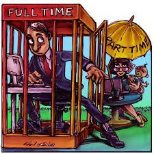 Could making a move to part time work make you feel better about life and leave you earning more money too? Find out how part time work could do just that. Earn More Money, How To Make Money, Job Search Tips, Finance Blog, Quick Money, Part Time Jobs, Job Posting, Rebounding, Career Advice