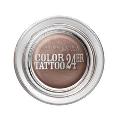 Maybelline Color Tattoo Bad to the Bronze, Black Orchid & Barely Branded