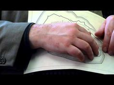Reading a Tactile Map.MOV - YouTube