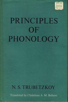 Library Genesis: N. S. Trubetzkoy - Principles of Phonology