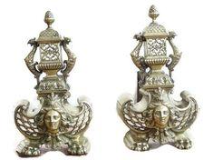 Circa, Bronze, Statues, Etsy, Vintage, Deco, Antiques, Unique Jewelry, Antiquities