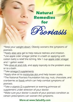 Top 16 natural remedies for psoriasis symptoms