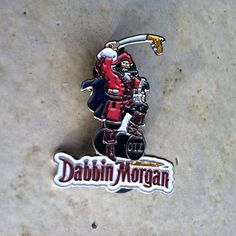 Headiest Dab Pins: Dabbin'; Morgan | Weedist