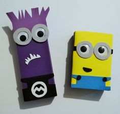 Quick and Easy Minions Pencil Case Craft for Kids