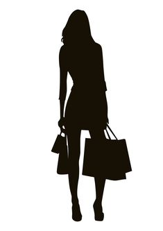 Illustration about Shopping girl silhouette, vector image. Illustration of cheerful, chicks, hollywood - 4995166 Girl Silhouette, Silhouette Images, Black Silhouette, Silhouette Vector, Alexander Ludwig, Photoshop, Shop Icon, Shop Front Design, Girl Falling