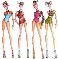 tumblr fashion illustration - Pesquisa Google