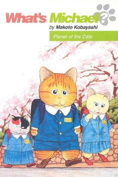 What's Michael? Vol. 11: Planet of the Cats by Dark Horse Comics