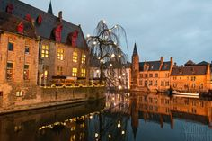Sightseeing in Bruges