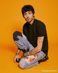 Zayn for Penshoppe Denimlab 2019