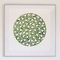 The Green Sun by Smokov, via Flickr Gallery Wall, Ink Drawings, Wall Art, Cool Stuff, Green, Sun, Etsy, Color, Colour