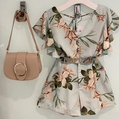 Image shared by Aesthetic. Find images and videos about fashion, pretty and outfit on We Heart It - the app to get lost in what you love. Girls Fashion Clothes, Teen Fashion Outfits, Cute Fashion, Girl Fashion, Fashion Dresses, Womens Fashion, Cute Casual Outfits, Girly Outfits, Cute Summer Outfits