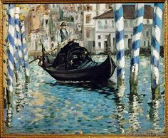 Edouard+Manet+-+Le+Grand+Canal+à+Venise