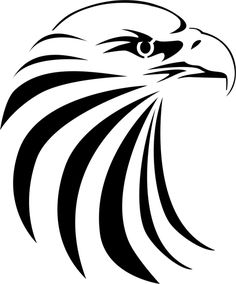 Quickly and easily create a beautiful and unique bird design anywhere in your home with our Eagle Painting Stencil!