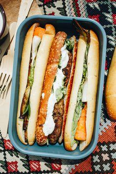 Hot Dog Buns, Hot Dogs, Ethnic Recipes, Lilac