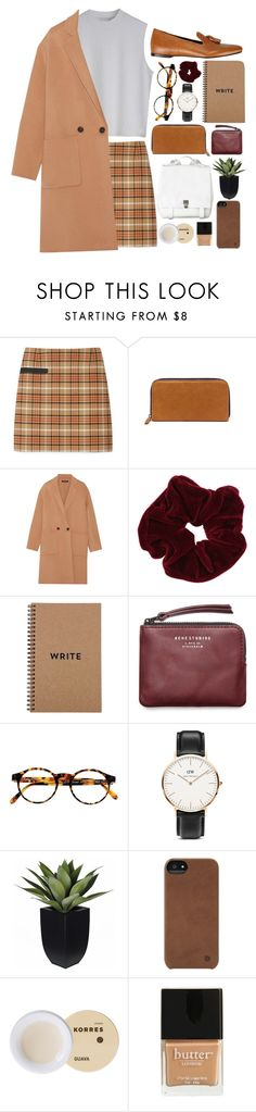 """""""was i good to you"""" by queen-monet ❤ liked on Polyvore featuring Tory Burch, Proenza Schouler, Clare V., Theory, Miss Selfridge, Acne Studios, François Pinton, Daniel Wellington, Incase and Korres"""