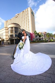 One Of Our Formal Wedding Shots Taken In Tumon Guam