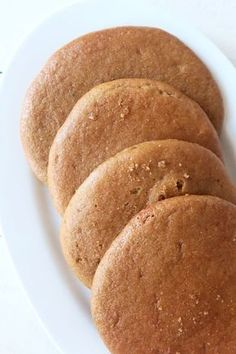 Ideas For Baking Recipes Cookies Glutenfree Low Carb Recipes, Baking Recipes, Cookie Recipes, Dessert Recipes, Cooking Cookies, Paleo Cookies, Healthy Treats, Healthy Baking, Low Carb Sweets