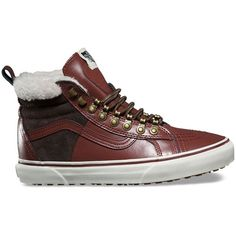 ff4d4bfe2c Vans SK8-Hi 46 MTE DX ( 90) ❤ liked on Polyvore featuring shoes