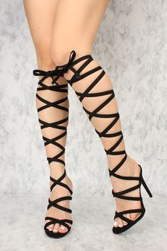 Womens Shoes, Sexy Shoes, Cute Heels, Cute Shoes, Sexy Shoes for Women (Page Cute High Heels, Thigh High Boots Heels, Strappy High Heels, Chunky High Heels, Socks And Heels, Lace Up Heels, Fashion Shoes, Suede Fabric, Shoes Style
