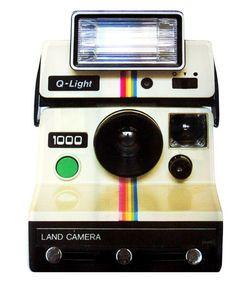 Porta Chave Polaroid - Vou comprar