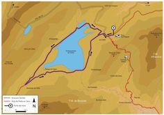 Itinerario Excursión Cúber