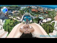 Top 10 Water Parks on the World