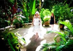 Sunken Gardens – West Coast Florida – Reception and Ceremony Locations