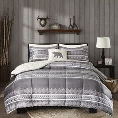 Woolrich Anderson Comforter Set Size: Twin
