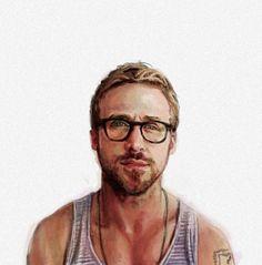 Ryan Gosling byRablewhite