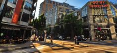 Pearl District in Portland, OR