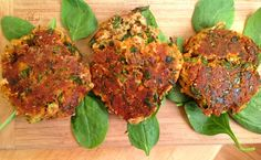 Asian Salmon Burgers - Barbara Mendez Nutrition