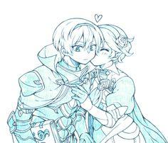 Fire Emblem: If/Fates - Leon and Kamui