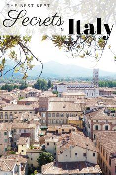 The Best Kept Secrets in Italy | WORLD OF WANDERLUST | Bloglovin'