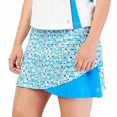 GGblue Women's Carma Reef Golf Skort at Austad's Golf - your home for stylish women's apparel.  See more at Austads.com #austads #ggblue #golf