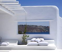 Picture frame    greece greek interior design