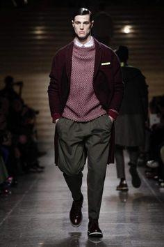 Frankie Morello Fall Winter Menswear 2013 Milan