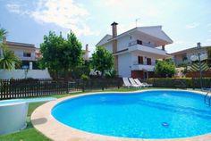 Ferienhaus Pineda de Mar Costa Maresme Villa Spanien Petrus
