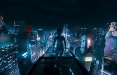 Ghost in the Shell VR Experience is an Awe-Inspiring Deep Dive into the Mind of Major
