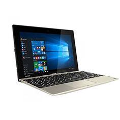 "cool Toshiba PDW0GE-00J00MCE - Toshiba Click 10 LX0W-C-104 - Portatil de 10.1"" (Intel Atom X5-Z8300, 2 GB de RAM, 32 GB de disco duro, Windows 10) - teclado QWERTY español"