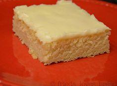 I need to make this White Texas Sheet Cake