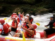 Descenso de río con Cotlamani Back to Nature