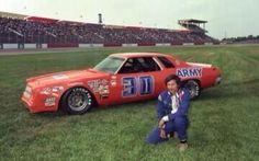 Dale Earnhardt first Cup race