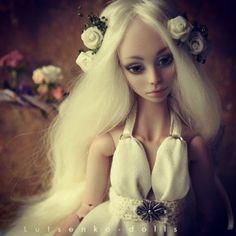 "374 mentions J'aime, 4 commentaires - Anastasiya and Sergey Lutsenko (@lutsenko_dolls) sur Instagram : ""#artdolls #art #doll #bjd#bjddolls#шарнирнаякукла #авторскаякукла#полиуретан #лаура#"""