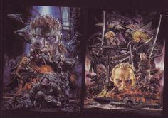 Metal Gear Solid 2: Sons of Liberty by Noriyoshi Ohrai