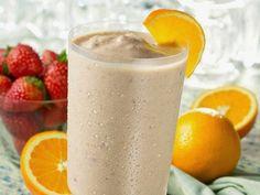Smoothies Healthy World: Strawberry-Orange Green Tea Smoothie Recipes