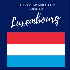 Join this history geek and travel addict as she explores fascinating places and gives you the real scoop on why they're so interesting to visit. Luxembourg, History, Travel, Historia, Viajes, Trips, Traveling, Tourism, Vacations