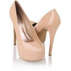 Nice Beige high heels review