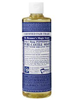 Dr Bronner Liquid Soap Peppermint 473ml