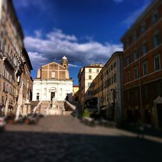 Piazza del Plebiscito, Ancona.