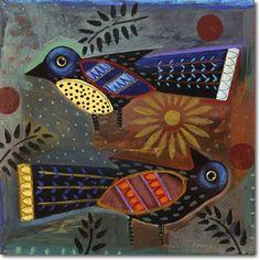 Black Birds I  by Terrell Powell